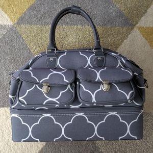 Handbags - Gorgeous Grey Weekend Bag